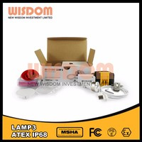 More secure lamp 3 camping led