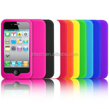 High Quality Silicone Rubber Case for Iphone 5s