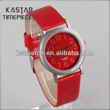 Ladies genuine leather automatic watch