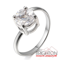 New Zircon Diamond Rings 1-2001-3050