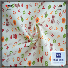 2013 new fashion spandex african wax english cotton printed fabric