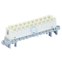 10 Pair Cat.5e profile highband disconnection krone module