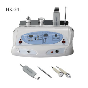 2015 Dead Skin care machine electric ultrasonic facial scrubber beauty equipment