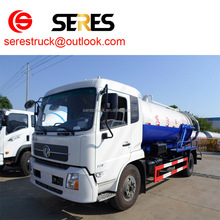 Manufacture offer 15m3 tanker vacuum sewage suction truck