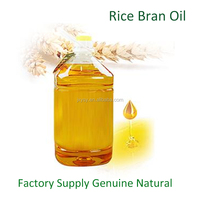 Pure Natural Rice Bran Oil Plant