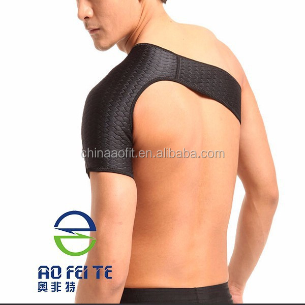 Aofeite Medical Neoprene Sport Shoulder Protector/Pads Wholesale