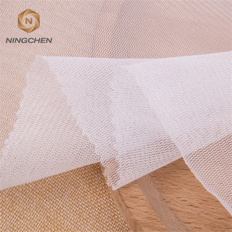 Wholesale Mosquito Net Fabric Polyester Plain Dyed Fabric/Wholesale cheap knitting 100 polyester craft tulle net wedding fabric