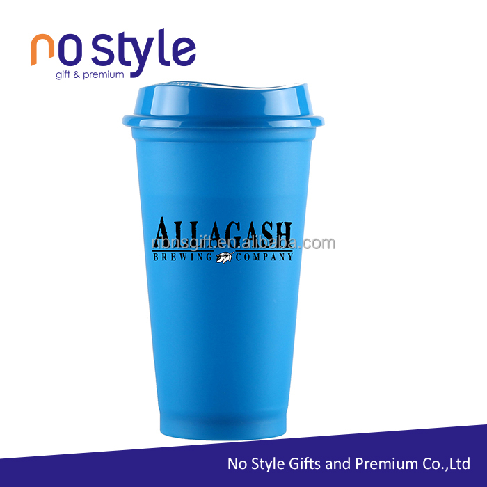 take away coffee cups wholesale promotion cheap price plastic mug cup of coffee