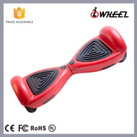 Two wheel scooter Christmas gift china electric smart drifting hover board with bluetooth