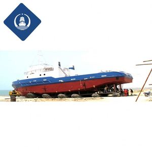 Inflatable Ship Launching Dry Docking Airbag