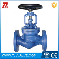 carbon steel/ss screwed stainless steel globe valve high presure good quality