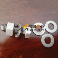 Titanium Furniture Bolts and Nuts