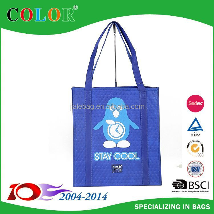 Favorable Price and High Performance Non-Woven Shopper Tote Bags