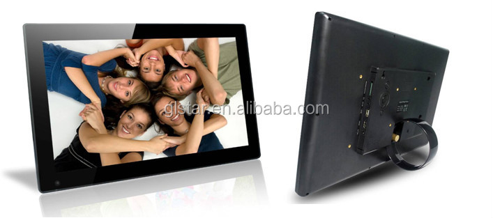 15 inch android 3g wifi bluetooth gif digital picture photo frame