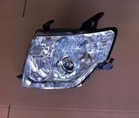 Car Spare Parts Mitsubishi V97 Pajero 2007-2010 Auto Head Lamp, Pajero 07-10 Car Spare Parts & Accessories Head Light