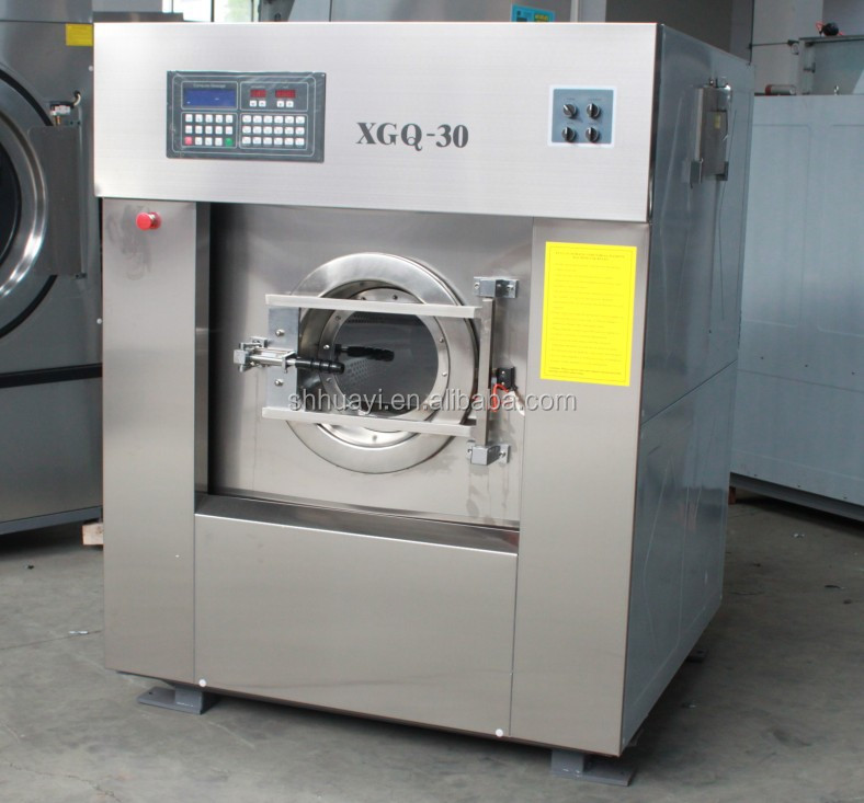 Industrial Washing Machines : High quality laundry industrial washing machine kg