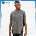 Custom Men's plain t shirt/ two tone blocked t shirt/men's printed t shirt cheap