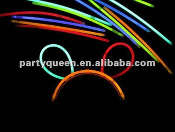 party glow in dark glow hairpin G-P008