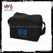 No-shrinking beer can cooler bag, nonwoven food cooler bag, food delivery cooler bag