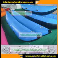 CE PVC OR tpu Or Hyplaon material Aire, NRS,hyside,zebec,star inflatable cataraft pontoon boat tubes raft frame