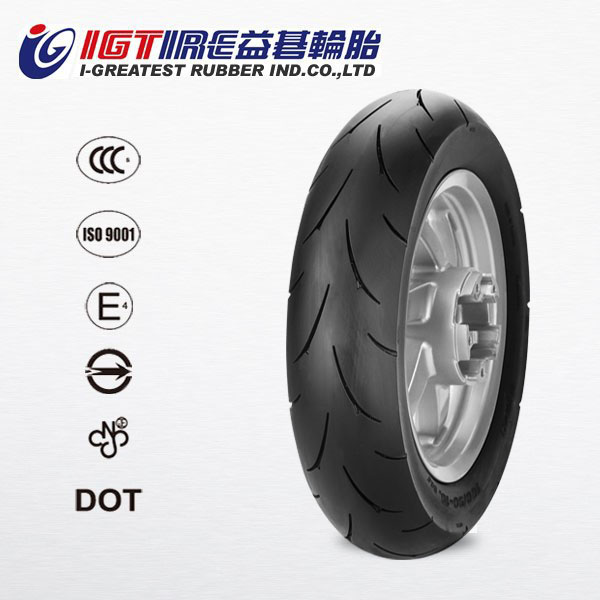 Made In Taiwan sport motorcycle tire