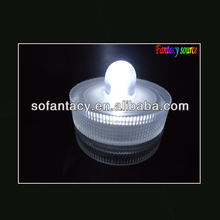 led SUBMERSSIBLE candle,led waterproof tea light,led submersible candle