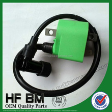 Motorcycle Parts AX100 Ignition Coil Pack Green Motorbike Ignition Coil