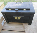 40L Wooden Cooler Box