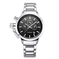 LongBo china suppliers geneva limited edition quartz watch dubai watches rechargeable watch
