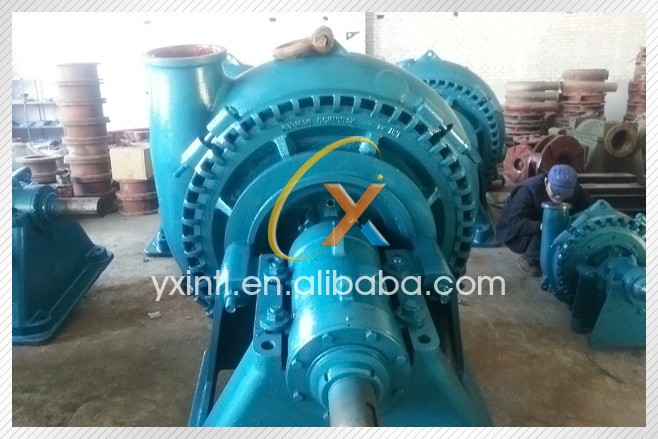 Horizontal centrifugal slurry pump/solid slurry pump/mining slurry pump