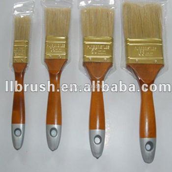 Pure pig bristle paint brush