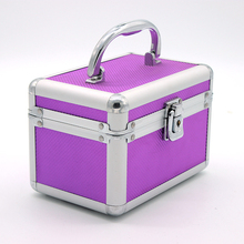 Personalized Portable hard makeup case cosmetic gift box makeup tool box