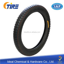 China manufactuer cheap motorcycle tyre 3.00-18
