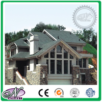 Build roof material asphalt shingles cheap asphalt roofing shingles made in China