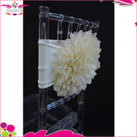 Factory outlets, wholesale party stretch chair covers and sashed for sale