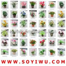 ARTIFICIAL RED POPPIES Wholesaler from Yiwu Market for Artificial Flower & Bines
