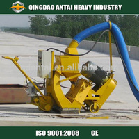 street cleaning equipment shot blasting machine