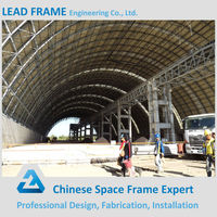 Steel Structure Strong Wind Resistance Philippines Space Frame Building