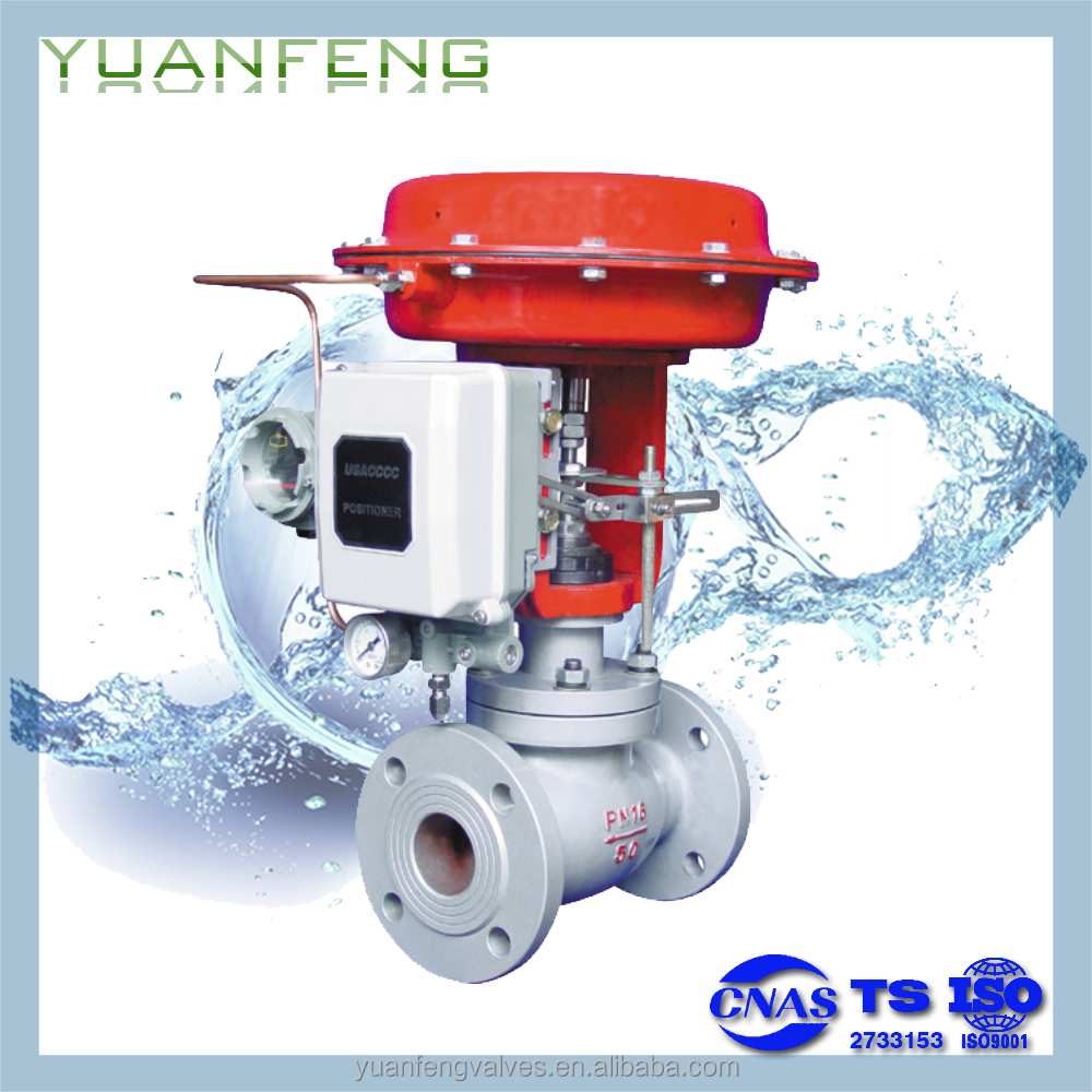 ZXM REGULATOR Pneumatic Sleeve Regulating(Control) valve