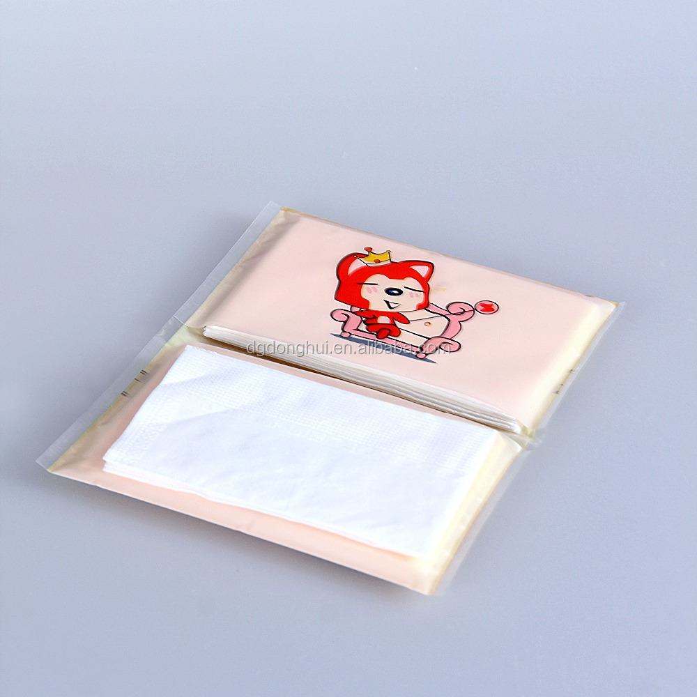 Travel Wallet Tissue Paper Pack