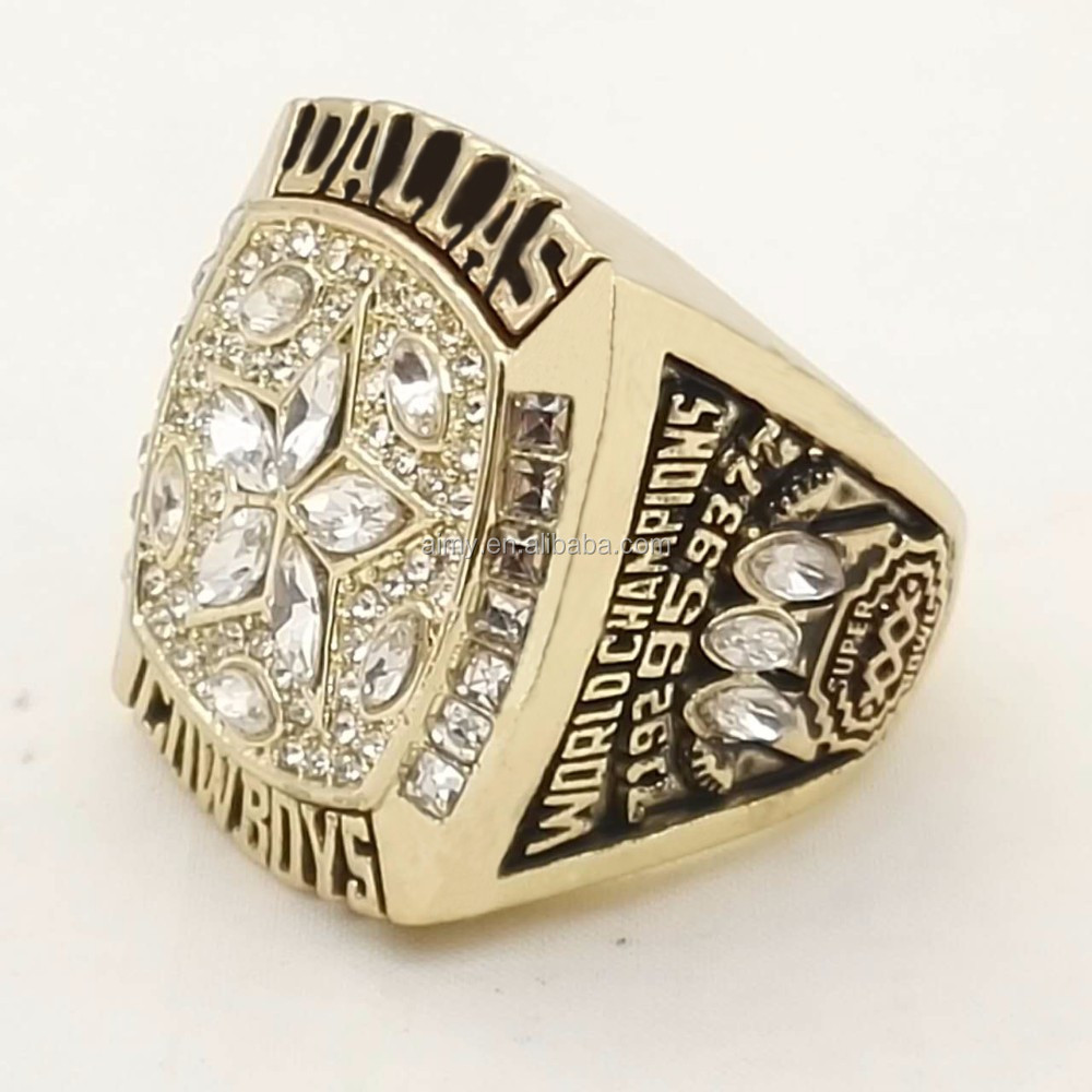 Who Can Beat Our <strong>Rings</strong>, High Quality 1995 Super Bowl Dallas Cowboys Replica Men World Championship <strong>Ring</strong>