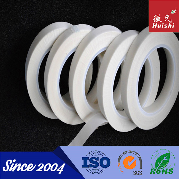 High Strength Fiberglass Cloth Tape Silicone Transformer Strap 0.18mm Thick For Transfomer Coil Strapping & Insulation