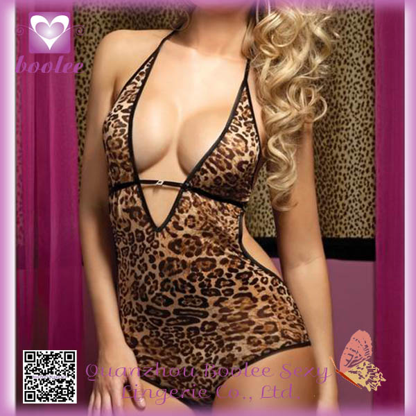 Extreme Hot Sexy Low Price Fashion Cow Lingerie