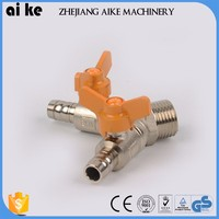 high quality ppr brass ball valve female mini ball valve for gas medium pressure water oil gas brass ball valve