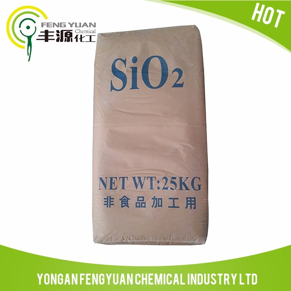Factory Made Cheap Better Dispersion Food Grade Hydrophobic Fumed Silica
