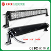 "Guangzhou OPOO 10-30VDC 6000k 21.5"" 120w CREE led bar lights"
