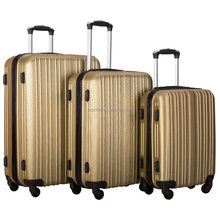 ABS Hand Cabin Luggage Travel Bag Hard trolley Luggage