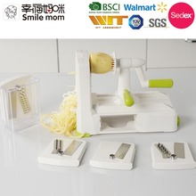Best Selling Spiralizer vegetable mincer mini vegetable slicer spiralizer