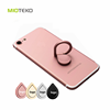 Promotional gifts fancy waterdrop shape phone holder custom ring holder cell phone ring stand smartphone grip holder