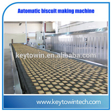 Automatic cookies and cracker biscuit making machine